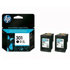 Original HP 301 Black Twin Pack for HP Deskjet 2540 2050A 3000 - Offer Price