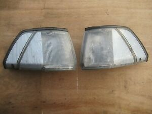 PAIR OF TOYOTA COROLLA CLEAR INDICATOR WINKER x2 4437 GT 👍