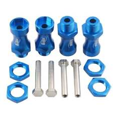 Rc 12mm to 17mm Blue Hex Wheel Hub Adaptor For Ecx Torment Circuit Amp Ruckus