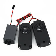 Car Engine Sound Simulated System Module 58 Sounds for 1//10 RC Crawler Z1F2