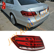 Left Outer Side LED TailLight Rear Lamp For Mercedes Benz W212 E-Class 2014-2016