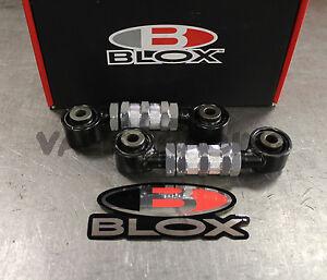 Blox Racing Adjustable Rear Toe Kit Civic 92-00 Integra 94-01