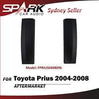 AD Double DIN Facia Kit Fascia Panel Plate Dash For Toyota Prius 2004-2008