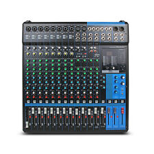 Yamaha Mixer Professional Audio Console MG16XU 16 channel input Compression