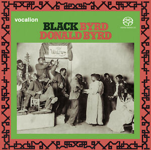 Donald Byrd - Black Byrd [SACD Hybrid Multi-channel] - CDSML8559
