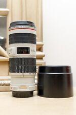 Canon EF 70–200mm f/4L IS USM Zoom Lens