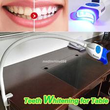 Dental Cold LED Light Lamp Teeth Whitening Bleaching Accelerator For Table Desk