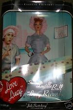 "Love Lucy ""Job Switching"" Barbie Doll"