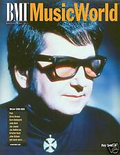 Roy Orbison cover Bmi Music World magazine 2009 Mint