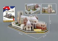 Westminster Abbey 3D Puzzle 145 Pieces Fun Historical architecture model