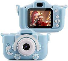 2020 Kids Digital Camera for Girls Boys, HD 2.0 Inches Screen Child Selfie Video