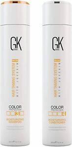 Global Keratin GK Hair Moisturizing Shampoo and Conditioner Duo 10.1oz