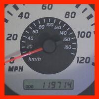 ✅ 2004 Nissan Frontier / Xterra 119K Instrument Gauge Cluster Speedometer 04