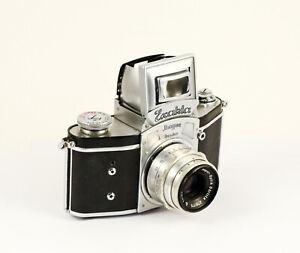 Ihagee: Kine Exakta version 4   24x36  avec Meyer Optik Trioplan 50 mm 2.9