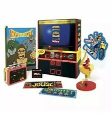 Classic Arcade Video Games Loot Box Gift Rampage Gauntlet Paper Boy Collectibles
