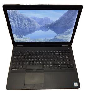 """Dell Latitude E5570 Corei5-6200 15.6"""" laptop 2.30GHz 8gb/128GB SSD Win-10Pro HD"""