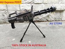AU STORE TSOL Gatling Minigun Movie Props Heavy Artillery Toys Kids Toy
