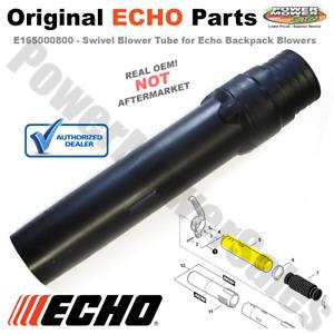 E165000800 Echo / Shindaiwa Blower Tube Swivel for Echo PB Backpack Blowers