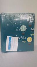 CREATIVE MEMORIES Make A Wish BLUE DREAM WISH LOVE 11 x 14 PICFOLIO COVERSET