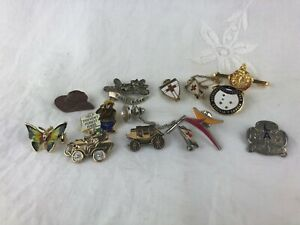 VARIETY OF BADGES AND PINS - SEE PHOTOS - LEGACY, BLOOD DONOR PLUS MORE