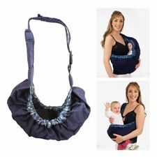 Baby Kangaroo Carrier Infant Bag Kid Front Hipseat Sling Wrap Breathable Waist