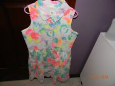 GAP KIDS GIRLS FLORAL PRINT DRESS SIZE 10 EXCELLENT CONDITION