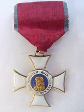Rare Original Hessian Medal Order Philip The Magnanimous In Gold Knight'S Cross