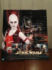 Star Wars Aurra Sing Dawn of the Bounty Hunters Limited Edition Figure & Book