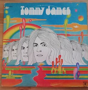 TOMMY JAMES LP SAME ( BEATLES - STONES ) ROULETTE '75 USA