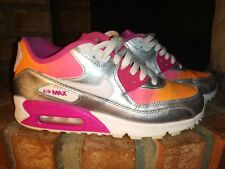 Nike Max Silver Shoes for Girls for sale | eBay