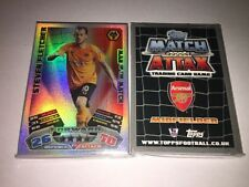 Match Attax Extra 11/12 All 20 Man Of The Match