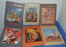 Lot of Horizon Art Books