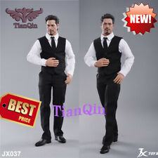 1/6 Soldiers Accessories Vest Suit Can Be Matched With Iron Man Tony Head Carvin