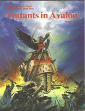 After the Bomb RPG: Mutants in Avalon PAL 0513
