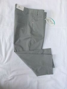 Greg Norman Golf ladies high waisted Capris size S. NWT