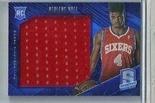 2013/14 Spectra Basketball Nerlens Noel Jumbo Swatch Rookie Card # 49/75