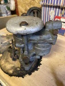 vintage solex carburettor