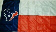 Houston Texans flag banner huge 3 x 5