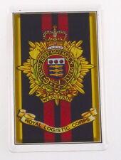 RLC Royal Logistics Corps Regimental crested Fridge Magnet