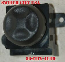 OEM Escalade ESV EXT Hummer Sierra Silverado Power Lumbar Seat Switch 12473558