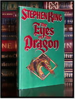 Eyes Of The Dragon ✎SIGNED✎ by STEPHEN KING Hardback 1st Edition First Printing