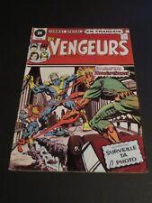 1972 HÉRITAGE COMICS CANADA FRENCH EDITION THE AVENGERS #29 LES VENGEURS