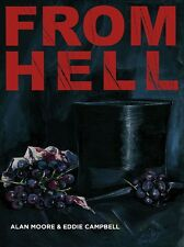 From Hell HC tedesco LUSSO-output totale Hardcover Alan Moore graphic novel