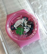 🔴 Swatch - NEW PINK ROSA - GENT NUOVO 34 mm