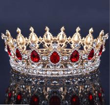 Bridal Crown Bridal Tiara Silver Wedding Tiara Swarovski Crystal Crown Tiara Bri