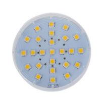 GX53 25 5050 SMD LED Energiesparlampe Lampe Leuchtmittel 4W Warmweiss L9N5