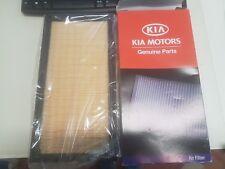 KIA CARENS AIR FILTER AIR CLEANER GENUINE KIA NEW 0K2A513Z40A 2000-06 PETROL
