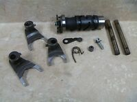Honda 400 HAWK CB400-T CB 400 T Used Engine Shift Drum & Forks 1980 #HB44