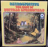 Buffalo Springfield - Retrospective The Best Of (Vinyl LP) FREE SHIPPING