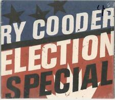 Ry Cooder, Election Special; 9 track New CD